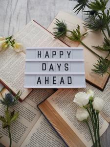 Work from home for happy days ahead