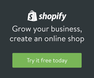 Shopify - Grow your business create an online shop