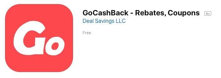 GoCashBack app