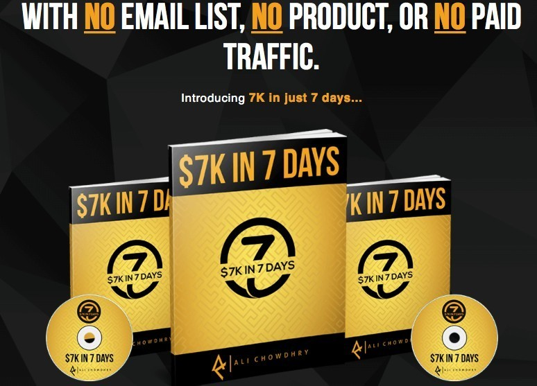 Is 7K in 7 days a scam?