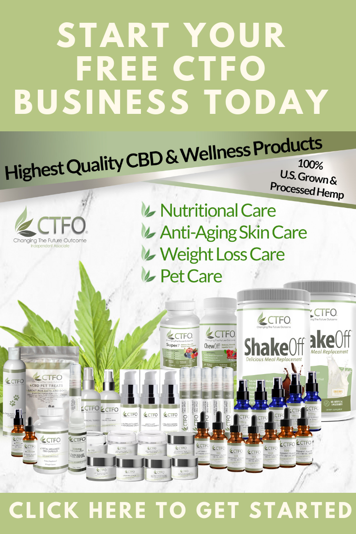 Start your FREE CTFO business today