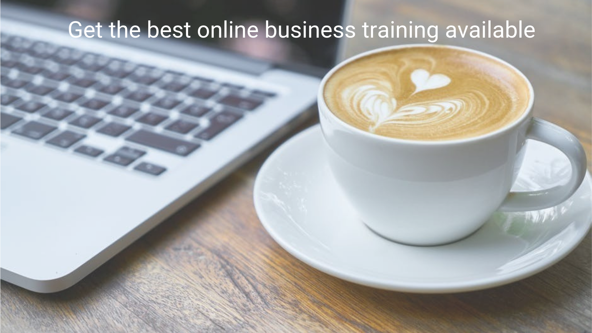 The best online affiliate marketing training available