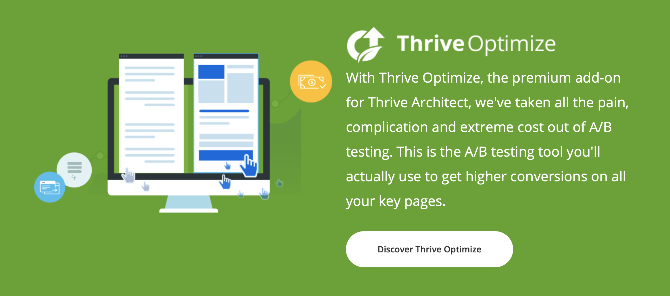 Thrive Themes Review - Thrive Optimize
