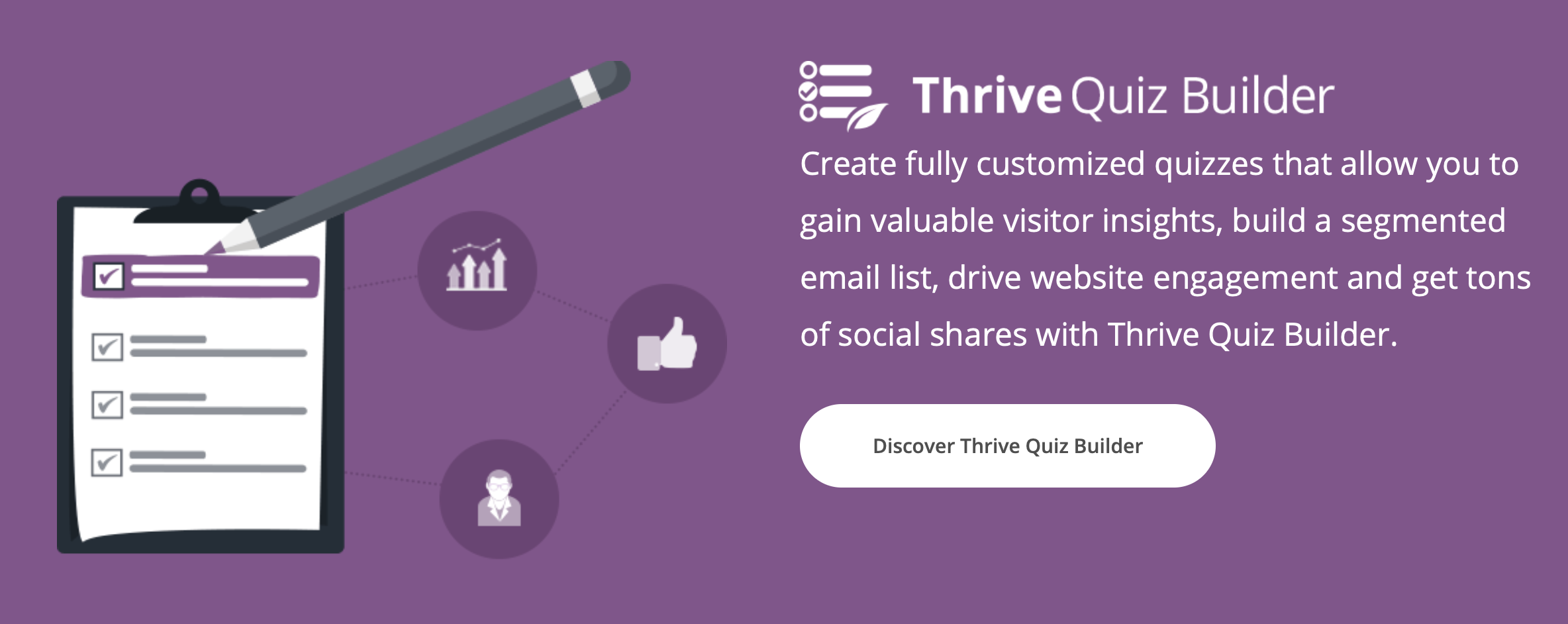 Thrive Themes Review - Thrive Quiz Builder