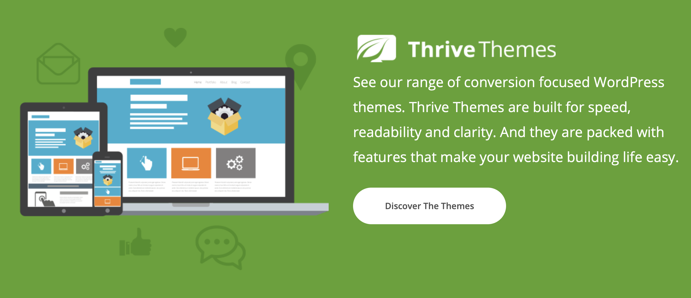 Thrives Themes conversion focused themes