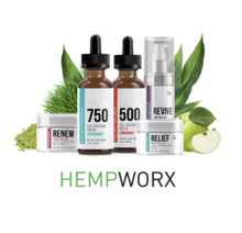 What is HempWorx CBD About?